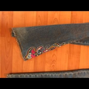 hippie Jeans - HIPPIE Flared Low Rise Jeans